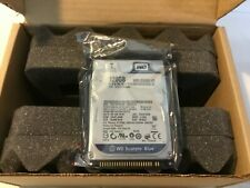 Western Digital Scorpio Blue 120GB IDE 44 PIN 2.5'' HDD WD1200BEVE Sealed