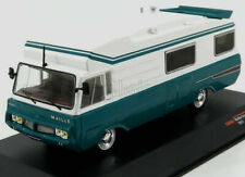 IXO 1/43 1977 Maillet Eric 3 RV Camper Turquois / White CAC005