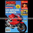 MOTO JOURNAL N°1102 SUZUKI RF 600 R, CANOPY & HONDA VFR 750 F, SALON PARIS 1993