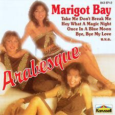 Marigot Bay - Arabesque ( Sandra ) - Rare CD - Karussell
