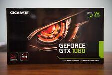 GIGABYTE GEFORCE GTX 1080 - BRAND NEW