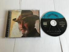 Don Williams Flatlands American Harvest – 30363 00132 CD RARE MINT 50303630013
