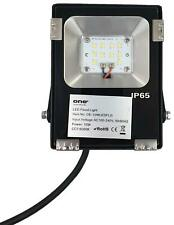 One Electrical LED Flood Light IP65 Rating 6000K 10W AC 100-240V 50/60HZ