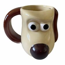 More details for pg tips gromit mug colour changing thermo-nose cup dog aardman animation 2005