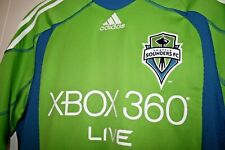 Vintage Adidas Seattle Sounders Home Jersey 2009-2010 NWT, MED, FREE SHIP TO USA