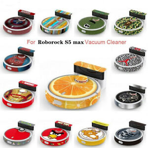 1*Pc Beautifying Protective Skin Sticker For XIAOMI Roborock S5 Max Cleaner
