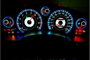 Toyota MR2 W20 glow gauges dials plasma dials kit tacho glow 2nd gen. design 1