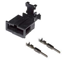 Stecker 2-polig Reparatursatz 3B0972712 für VW AUDI SKODA SEAT NEU