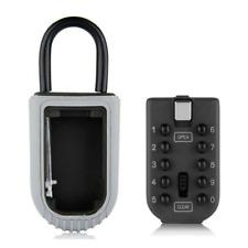 10 Digits Security Padlock Hide Keys Portable Key Safe Box Lock