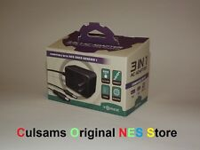 HEAVY DUTY TYPE NINTENDO NES, SNES, GENESIS 3 IN 1 AC POWER ADAPTER CORD 1000mA