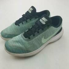 Nike Mens Flex Experience RN 7 Running Shoes Green 908996-003 Lace Up Low Top 9