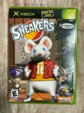 Sneakers (Microsoft Xbox, 2002) - Complete