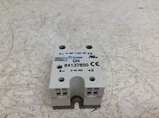Crouzet GN 84137850 Solid State Relay 3-32 VDC GN84137850 (TSC)