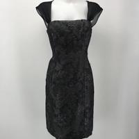 Worth Black Sleeveless Dress 6