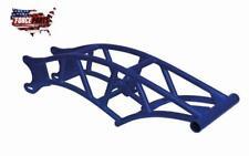 "+12"" Extended Yamaha BANSHEE Swingarm Extension Drag Race Atv Blue"