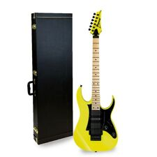 Ibanez RG550DY Electric Guitar With FREE Hard Case, Made in Japan, Sun Yellow