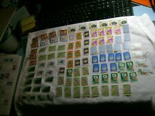 KOREA-(-1977-)-LOT of 102-STAMPS MNH -