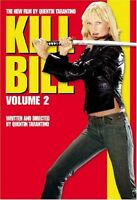 DVD - Action - Kill Bill Volume 2 - Uma Thurman - David Carradine - Tarantino