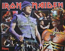 IRON MAIDEN  _  1 Poster / Plakat   _   45 cm x 58 cm