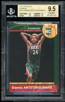 Giannis Antetokounmpo Rookie 2013-14 Hoops Chinese #147 BGS 9.5 (9.5 9.5 9.5 10)