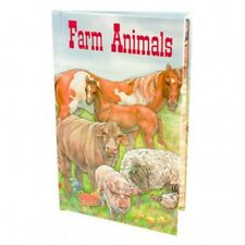 PERSONALISED Farm Animals Childrens Story Personalised Book - HARD BACK