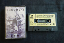 REM DOCUMENT Tape Cassette Fast Free Post to UK