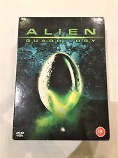 ALIEN QUADRILOGY DVD BOX SET ( 9 DISC SET )