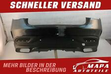 Mercedes GLE Coupe 63 AMG W292 Bj. ab 2015 Stoßstange Hinten mit Diffusor Orig.