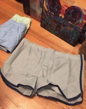Lot 3 Vintage Fruit Of The Loom Women's 50/50% Cotton/ Poly Underpants Boxer.