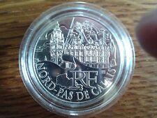france 10 euros argent 2011 nord-pas-de-calais