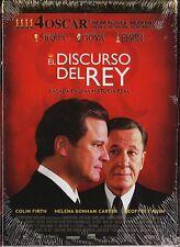 EL DISCURSO DEL REY (Edición especial 2 dvd) de Tom Hooper con Geoffrey Rush