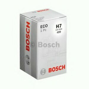 Genuine BOSCH ECO H7 12V 55W PX26D 499 - 1987302804