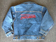 * NEW * Britney Spears CROSSROADS Movie PROMO Denim Jacket MTV / PARAMOUNT