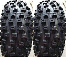 2 - (1 pair) 20X7-8 D-929 ATV Knobby Tires Tire DS7316 20x7.00-8 20/7-8 20/700-8