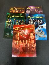Andromeda: The Complete Series Seasons 1-5 DVD