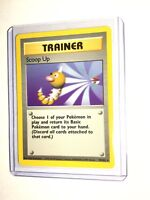 SCOOP UP - Base Set - 78/102 - Rare Trainer - Pokemon Card - Unlimited - NM