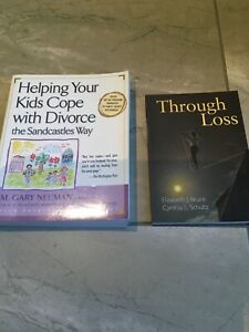 GRIEF AND LOSS, THROUGH LOSS, HELPING YOUR KIDS COPE WITH DIVORCE
