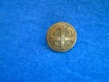 More details for 1 x first aid nursing yeomany, fany, 22mm officers button