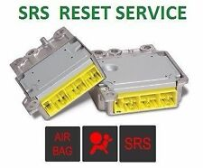 ALL NEW HONDA SRS AIRBAG COMPUTER CONTROL  MODULE RESET Repair Clear Error Codes