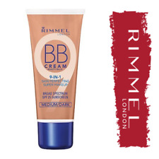 Rimmel BB Cream 9in1 Skin Perfecting Super Makeup 30ml - Medium/Dark