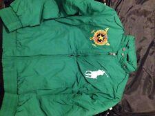 Ralph Lauren POLO Jacket, Stuttgart Racer jacket with hidden Hoodie small