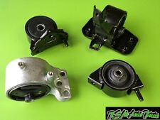 Fits to Elantra 96-00 Tiburon 97-01 Engine Motor Mount Set  Manual Transmission