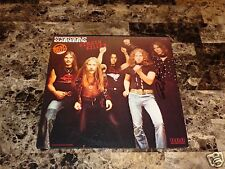 Francis Buchholz Rare Signed Scorpions Vinyl Record Virgin Killer Classic Rock