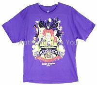 Mickey's Not So Scary Halloween Party 2015 Hocus Pocus Villains T-Shirt S - XXL