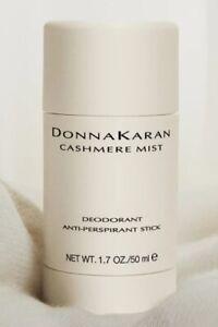 New Donna Karan Cashmere Mist Deodorant 1.7 oz