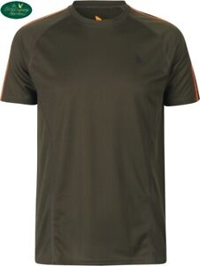 *NEW* Seeland Hawker T-Shirt Pine Green Country Shooting Top Size M XL XXL