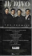 CD - IL DIVO : THE PROMISE / Inclus HALLELUJAH / COMME NEUF - LIKE NEW