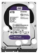 HARD DISK INTERNO 3,5 4TB WD WESTERN DIGITAL IntelliPower PURPLE WD40PURZ