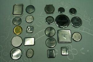 ~ Vintage/Classic Watch Casing Covers, Mixed Assortment LOT ~