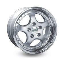 Keskin KT2 Cup Porsche Wheels (2) 18x8,5 (2) 18x9,5 5x130 ET/52 Silver